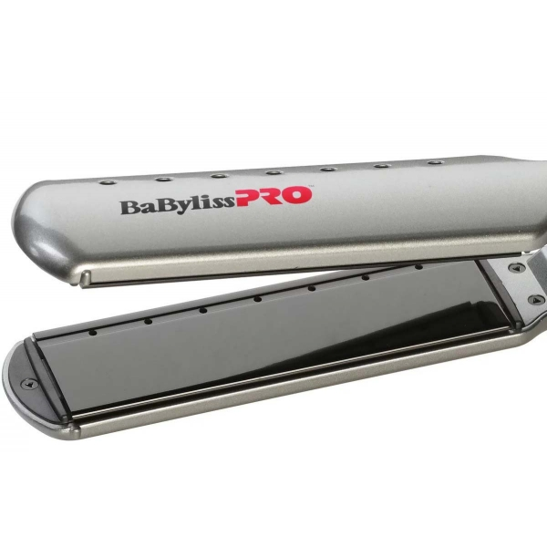 BaByliss Pro Dry & Straighten Silver BAB2073EPE пластины