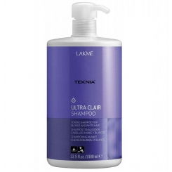 Шампунь Lakme Teknia Ultra Clair Refresh 1000 мл