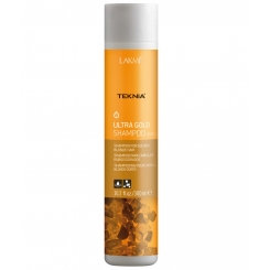 Шампунь Lakme Teknia Ultra Gold Refresh 300 ml