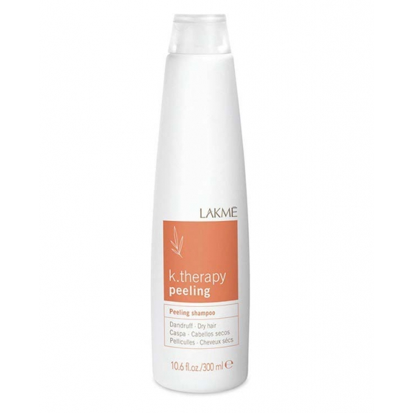 Шампунь Lakme K.Therapy Peeling Dandruff Dry Hair 300 ml
