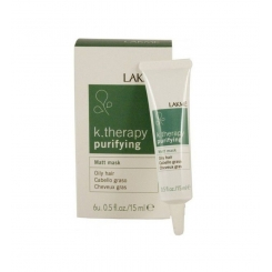 Маска Lakme K.Therapy Purifying Matt Oily Hair - коробка