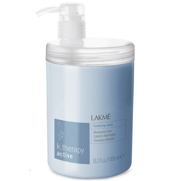 Маска Lakme K.Therapy Active Fortifying Mask Weakened Hair 1000 ml