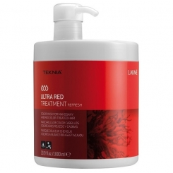 Маска Lakme Teknia Ultra Red Refresh 1000 ml