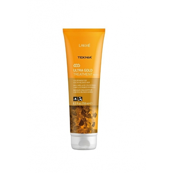 Маска Lakme Teknia Ultra Gold Refresh Treatment 250 ml