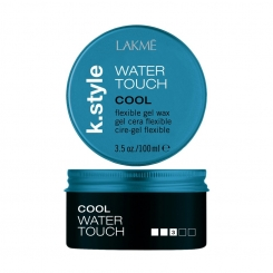 Гель-воск Lakme K.Style Cool Water Touch - крышка