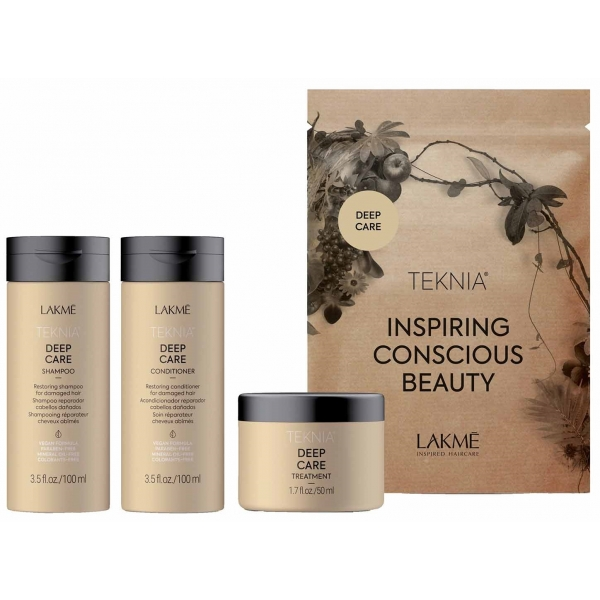 Набор Lakme Teknia Deep Care Travel Pack