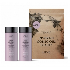 Набор Lakme Teknia Frizz Control Travel Pack