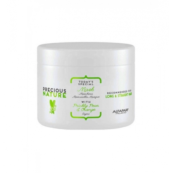Маска Alfaparf Precious Nature Long and Straight Hair Mask 500 ml