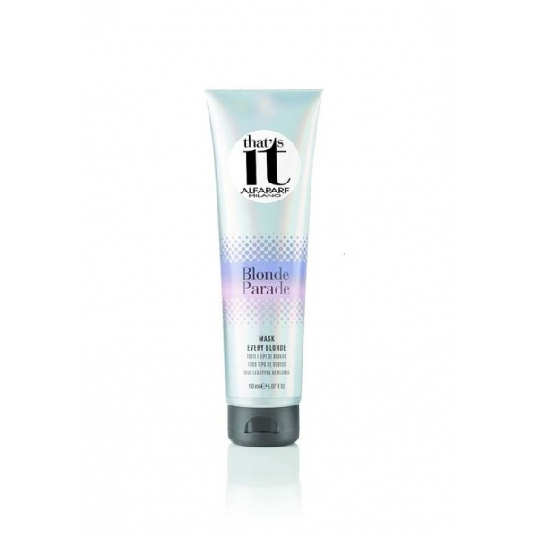 Маска Alfaparf That's It Blonde Parade Mask 150 ml
