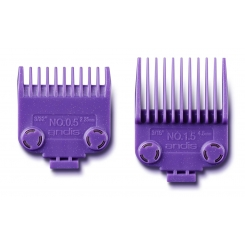 Andis Magnetic 2-Comb Set 01420