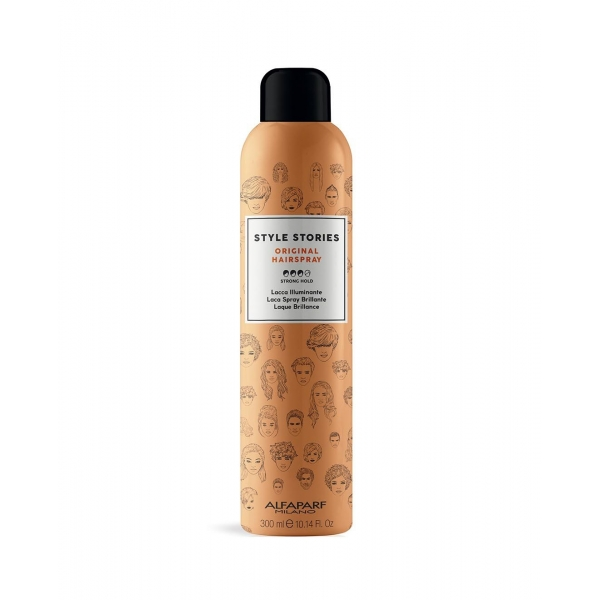 Лак для волос Alfaparf Style Stories Original Hairspray 300 ml