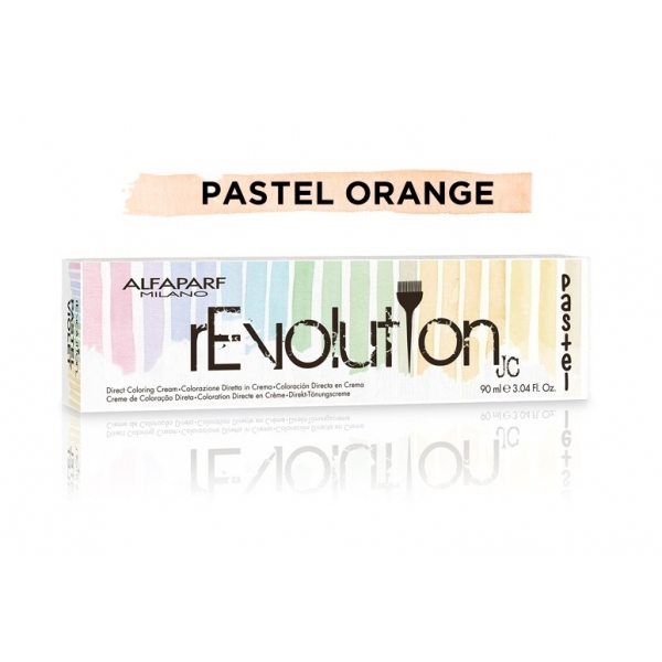 Краситель Alfaparf Revolution Color Pastel Orange 90 ml